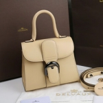 DELVAUX Mini brillant 베이지